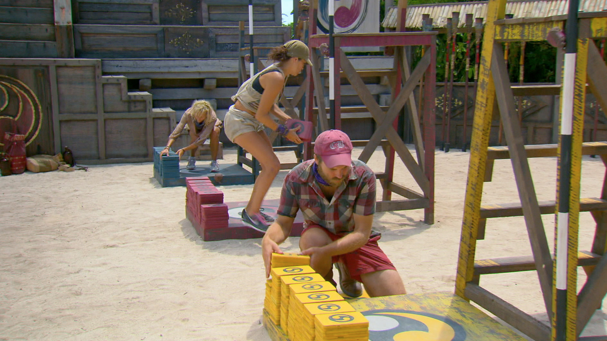 Competing in Season 27 Episode 12