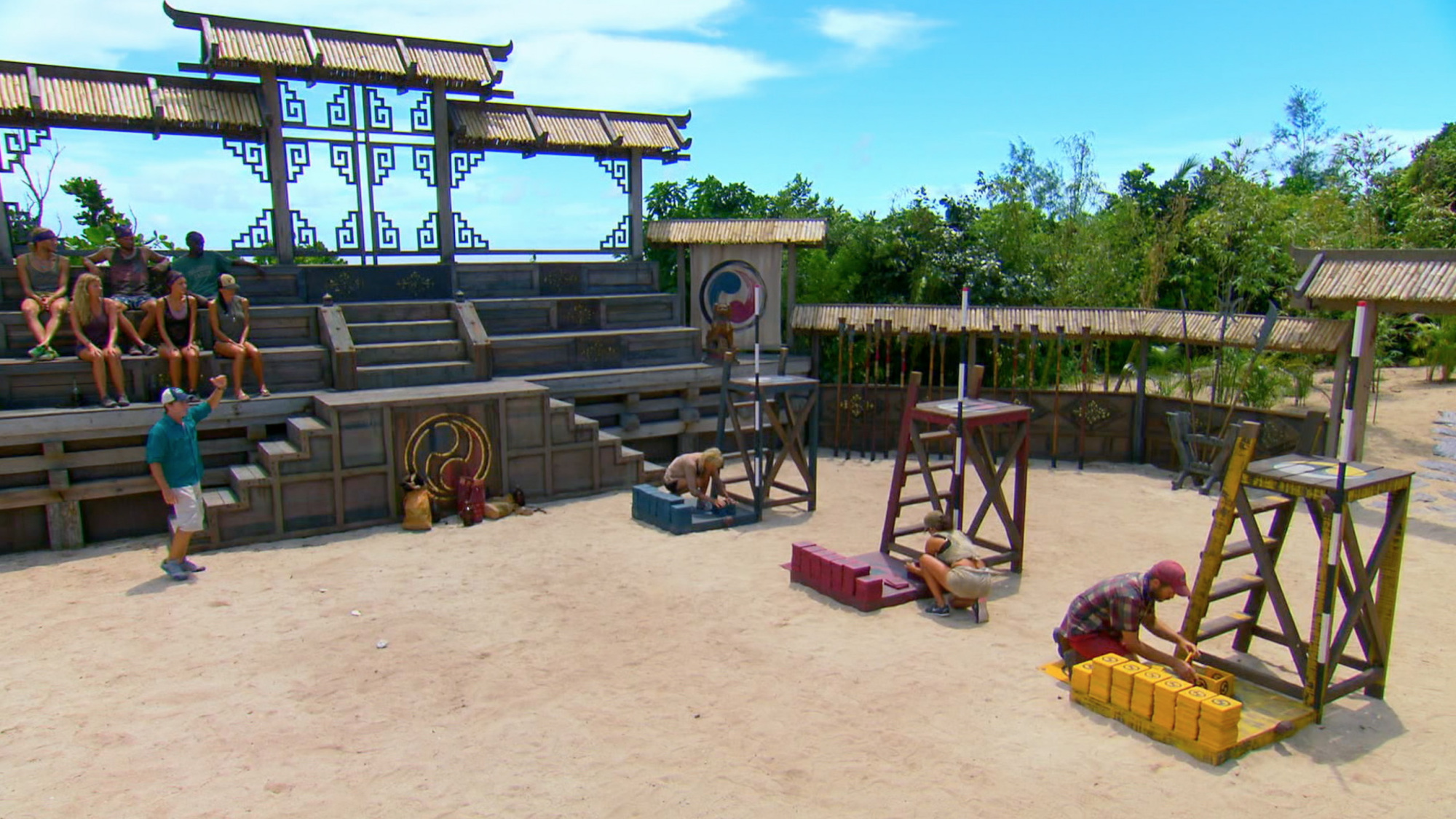 Redemption Island Duel in Season 27 Episode 12