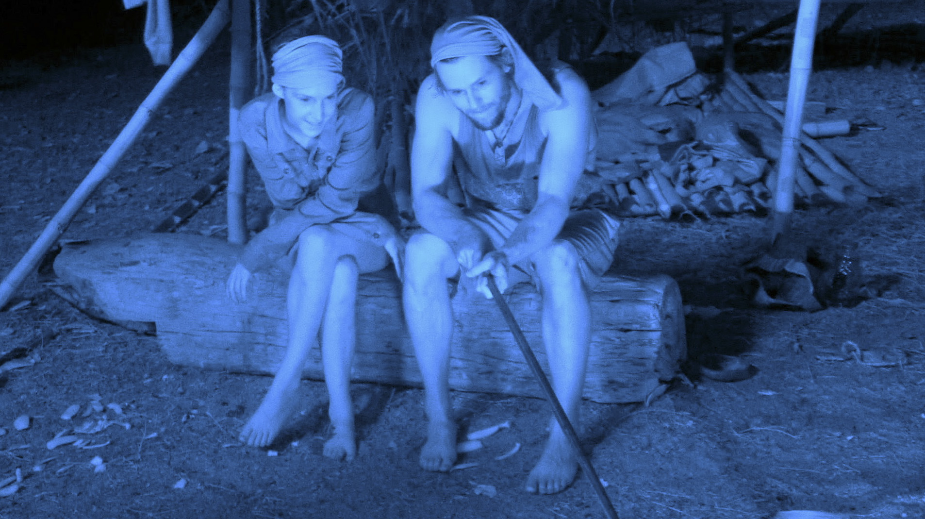 Ciera and Hayden in Season 27 Episode 13