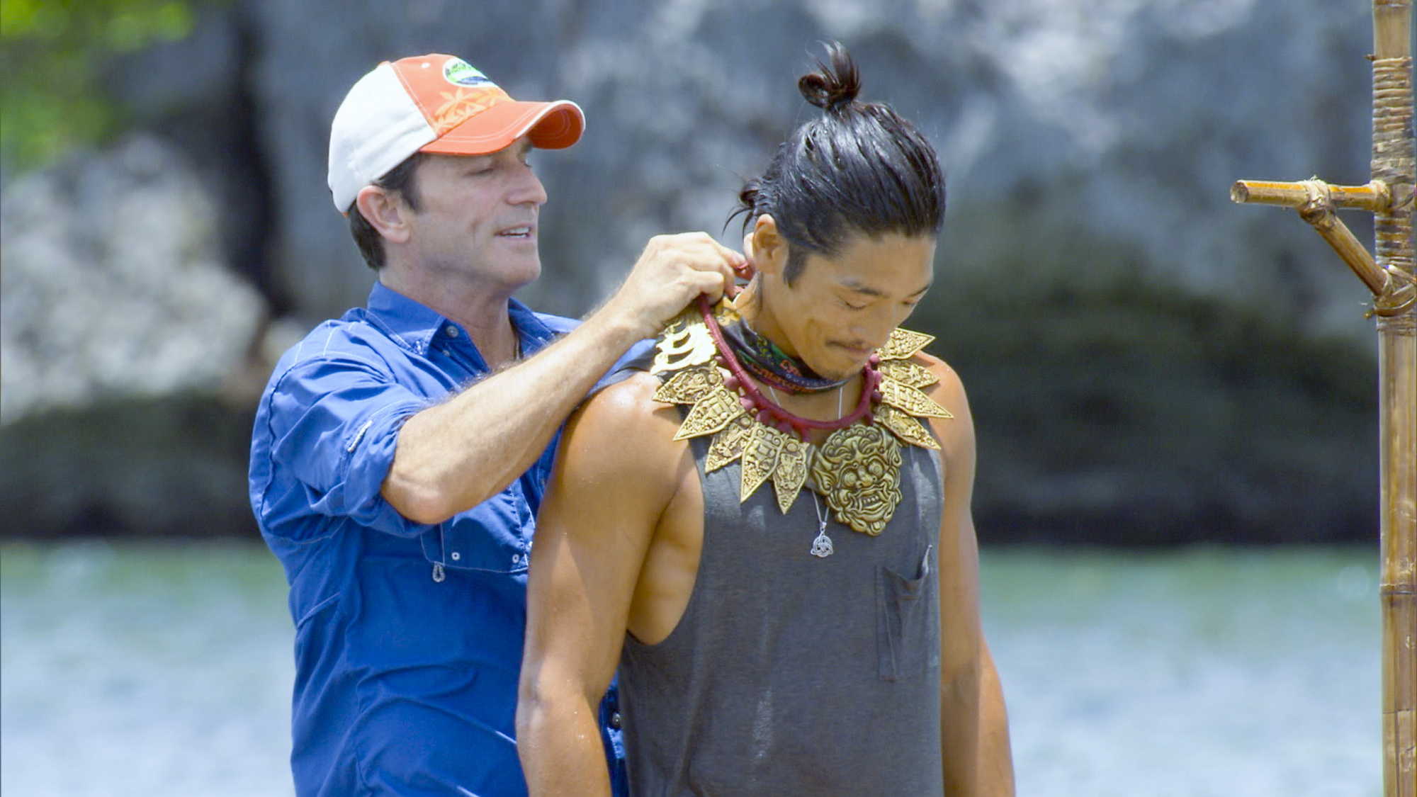 Woo wins immunity in Season 28 Episode 6