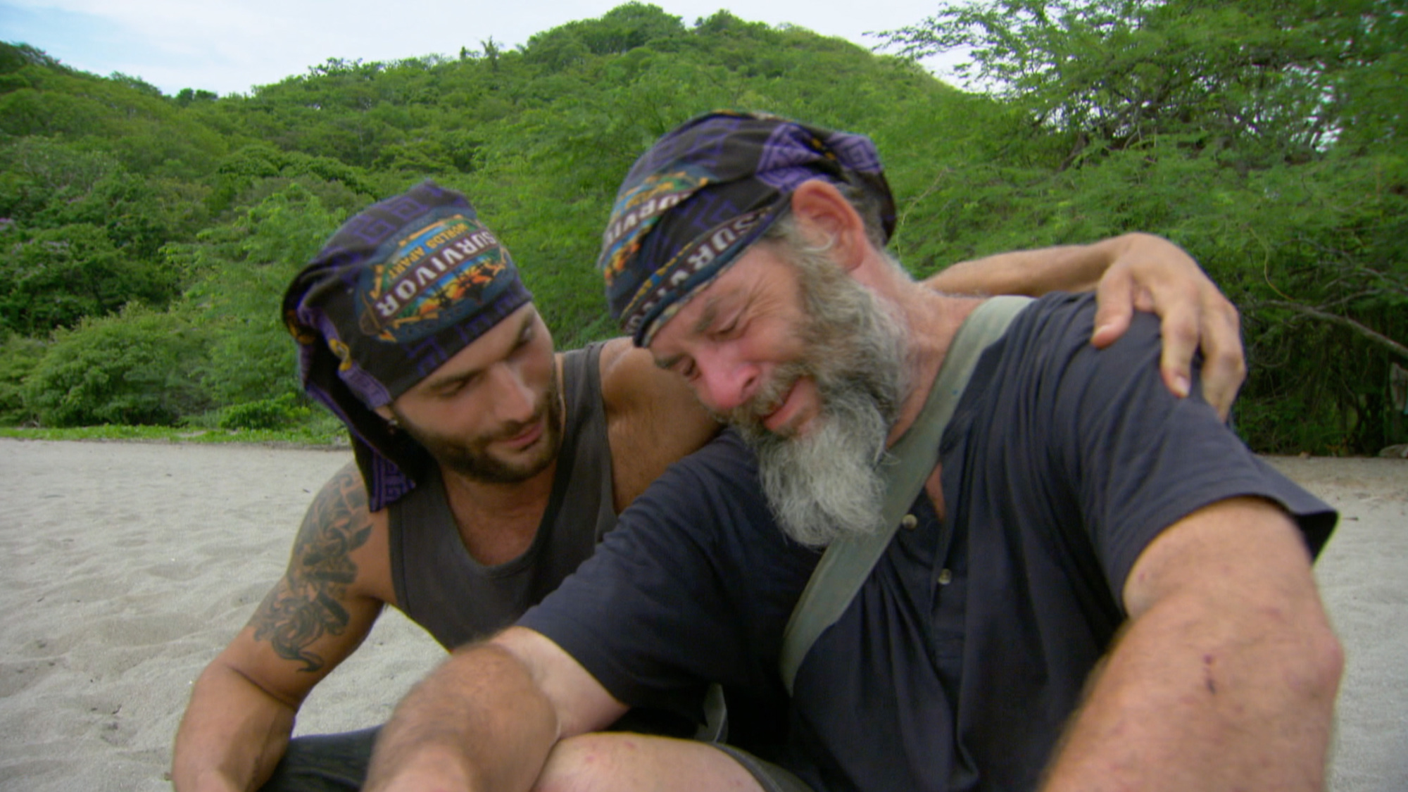 Dan gets emotional, and Rodney's there to listen