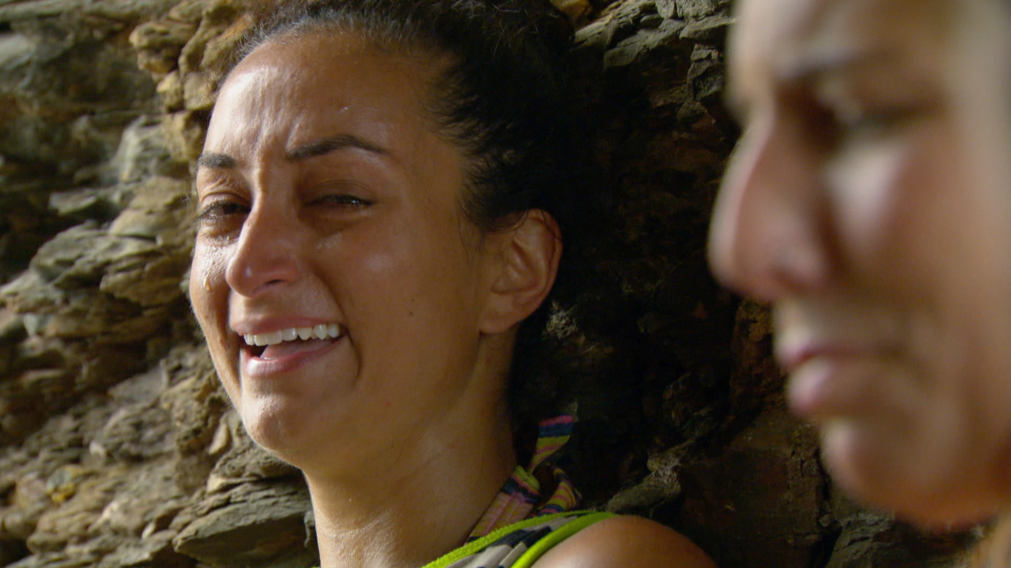 Shirin lets the tears flow on episode 10