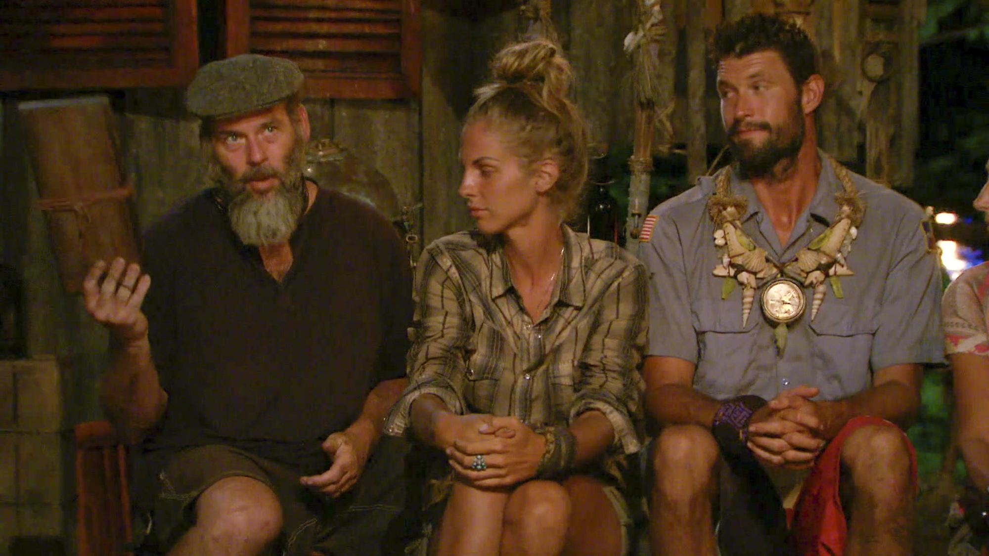 Survivor talk