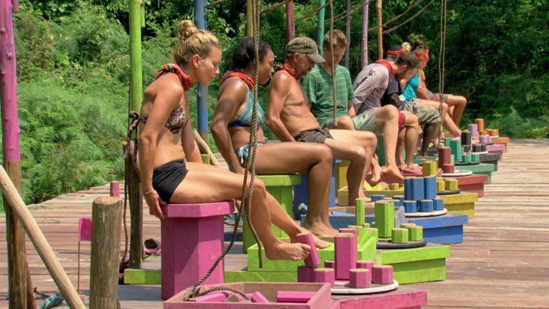It's all about focus and precision for this Individual Immunity Challenge.