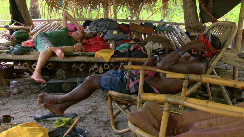 5. How did Jeremy feel about the new twist of Hidden Immunity Idols?