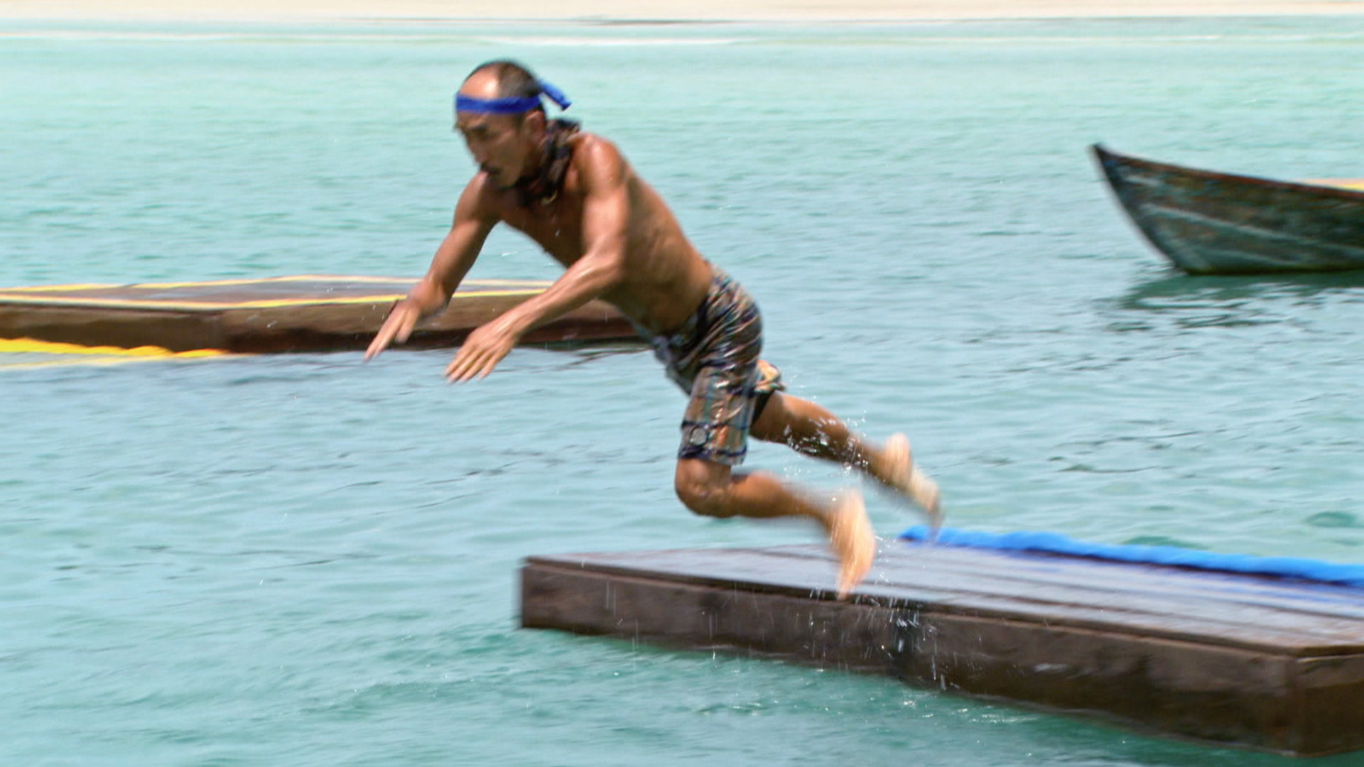 Tai dives right into the challenge.