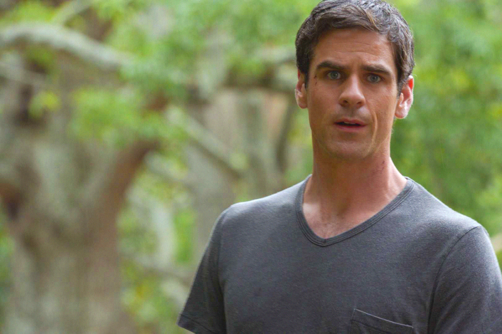Sam in the Woods  - S2E9