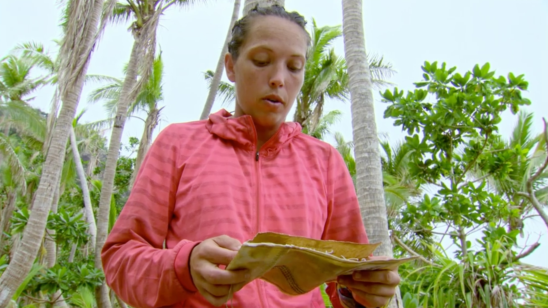 Sarah Lacina's Vote Steal from Survivor: Game Changers