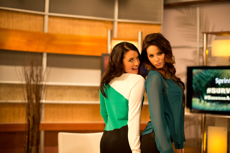 Parvati and Danielle