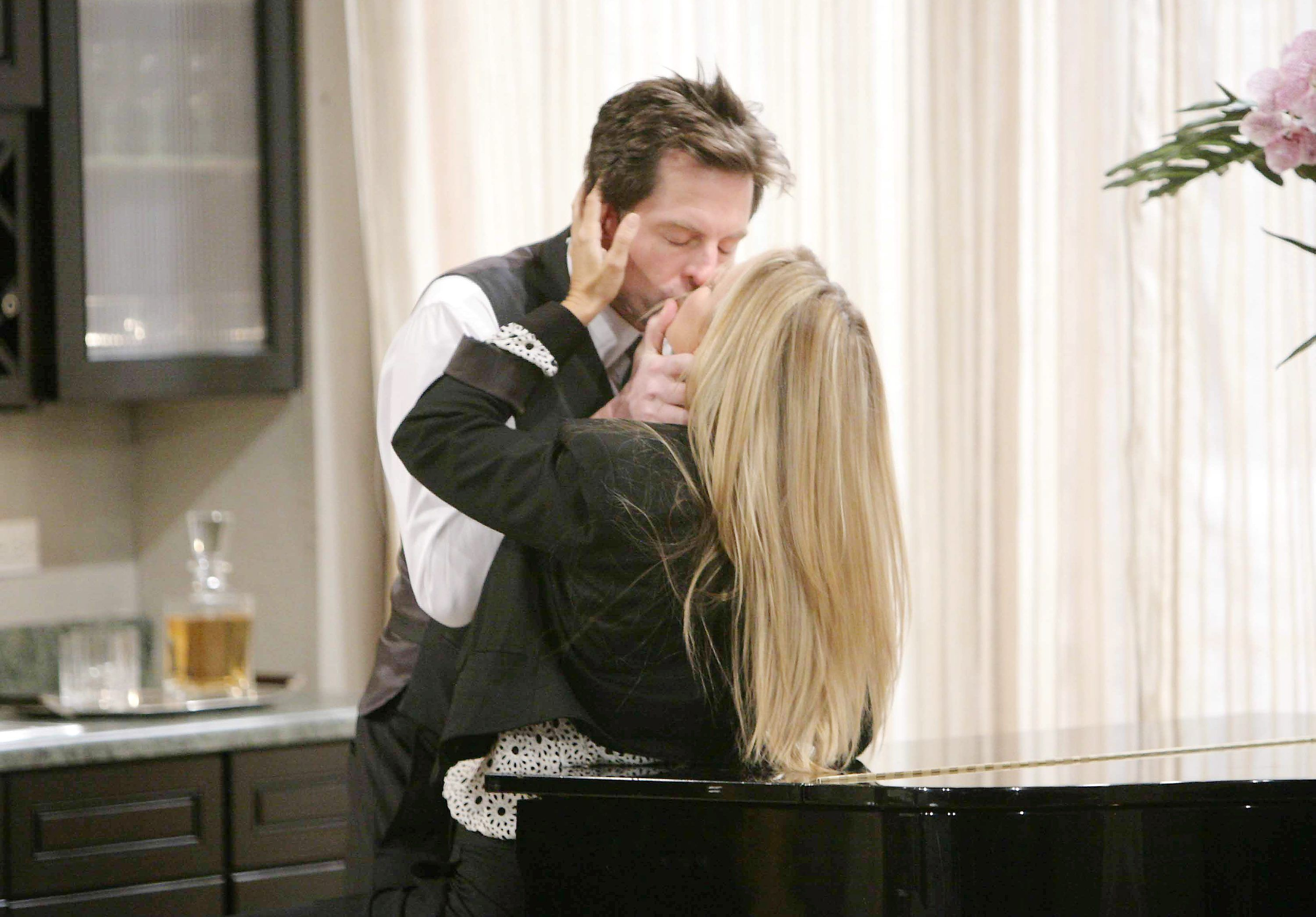 Y&R's Sharon and Adam