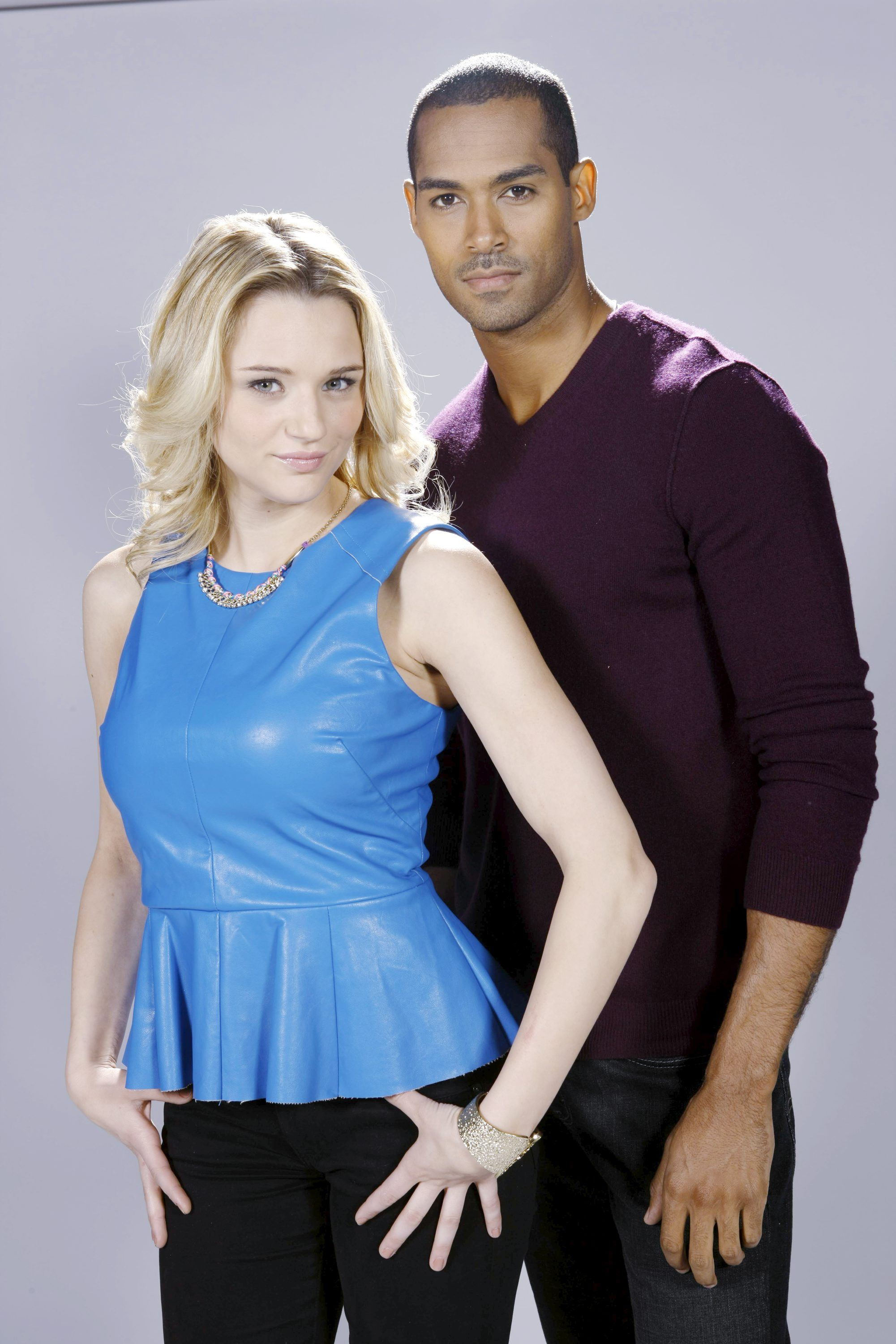 Y&R's Summer and Mason