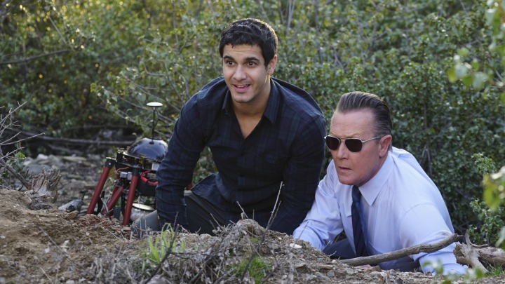Scorpion Season 2 finale airs on Monday, April 25 at 9/8c.