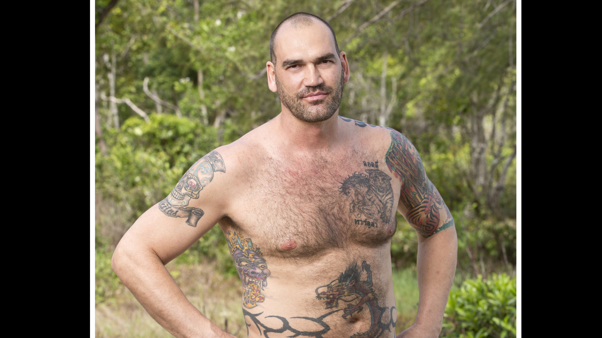 7. What did you find most surprising about being on Survivor?