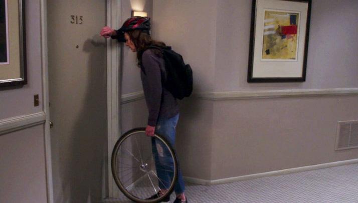 Bonnie tried to track Christy's steps.