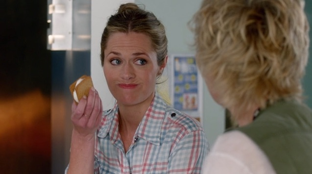 3. Maggie Lawson is our newest girl crush