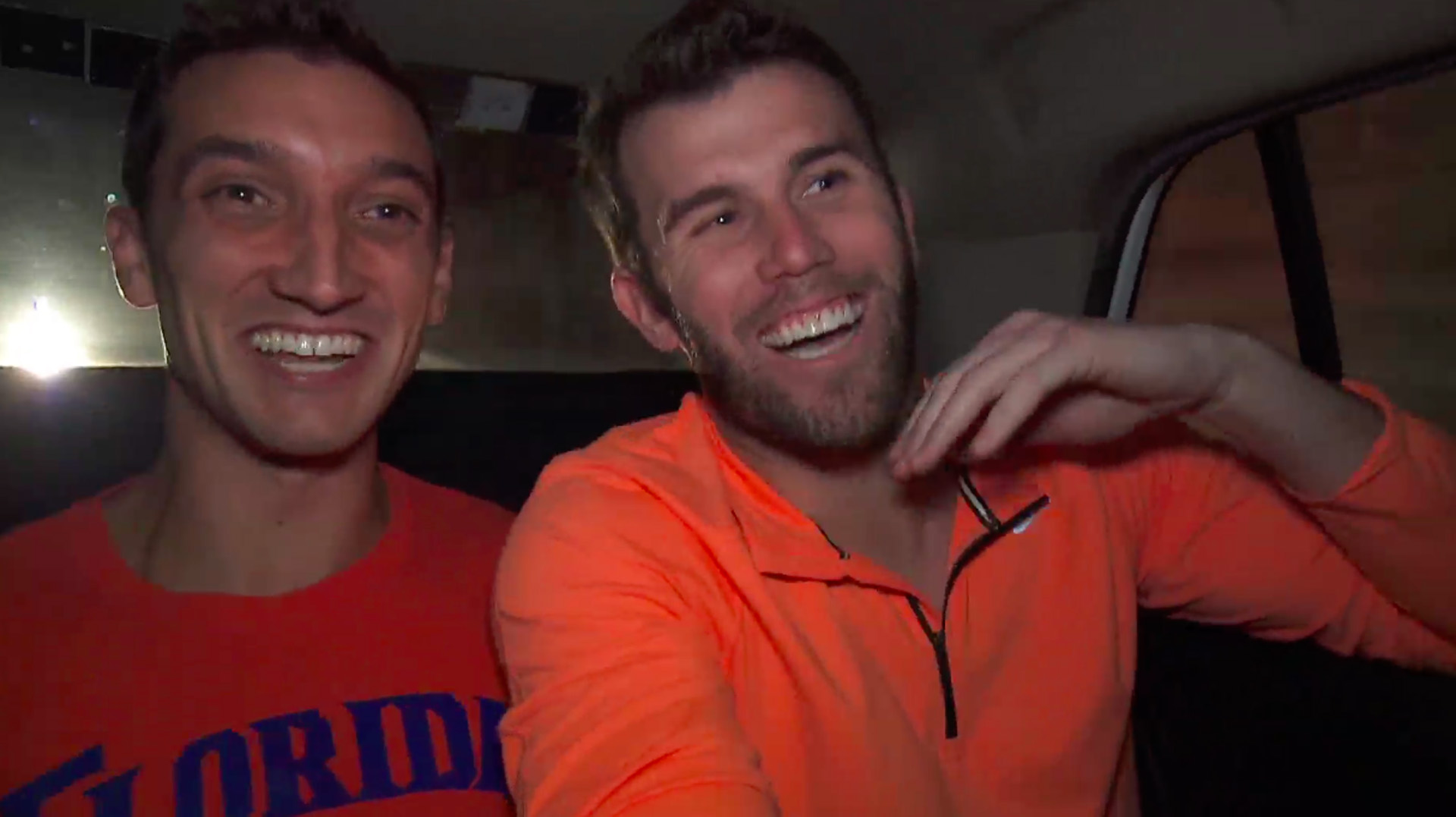 For Brodie, The Amazing Race has always been a family thing.