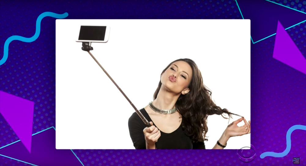 Kick It Out: Selfie Sticks