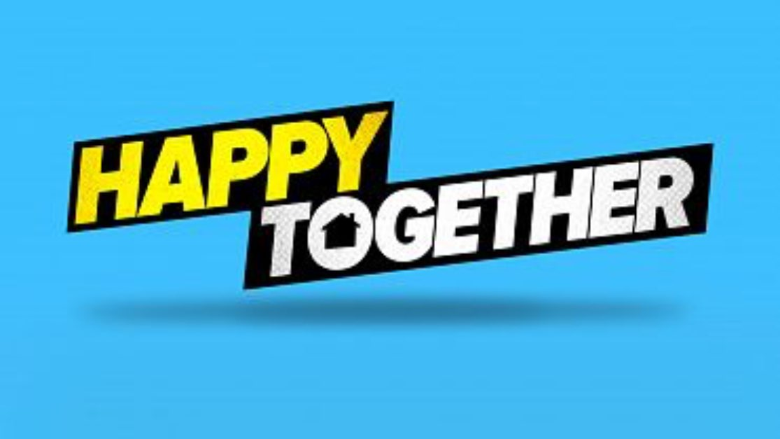 about happy together with damon wayans jr on cbs all access