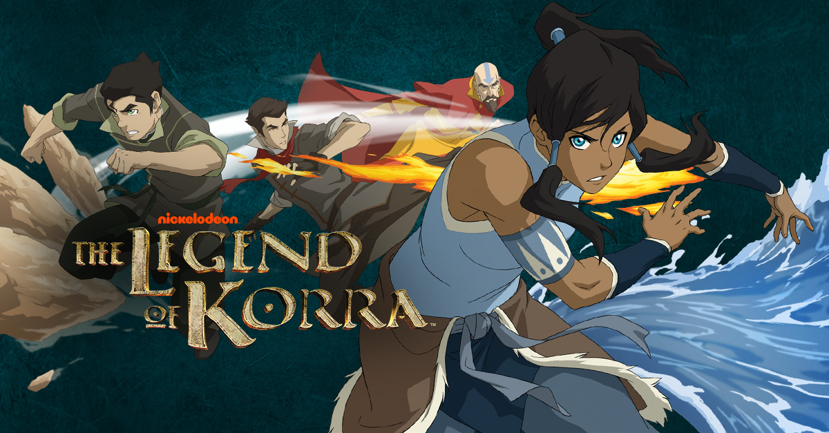 The Legend of Korra - Nickelodeon - Watch on CBS All Access
