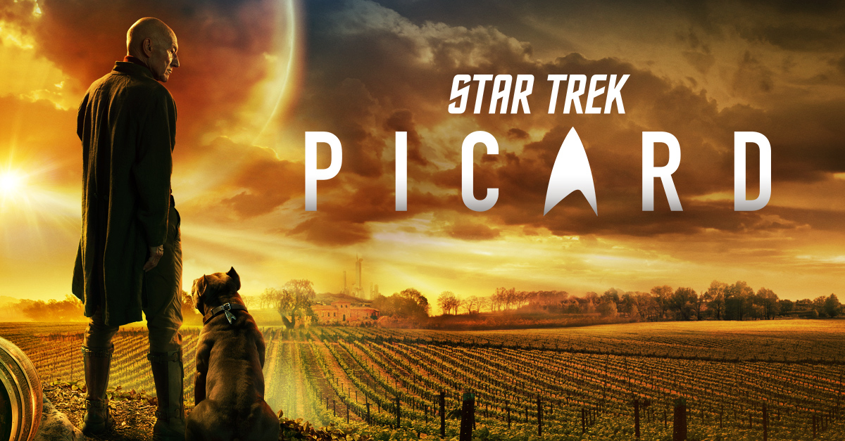Star Trek: Picard (Official Site) Watch on CBS All Access