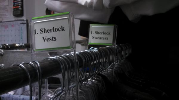Sherlock's Vest Collection