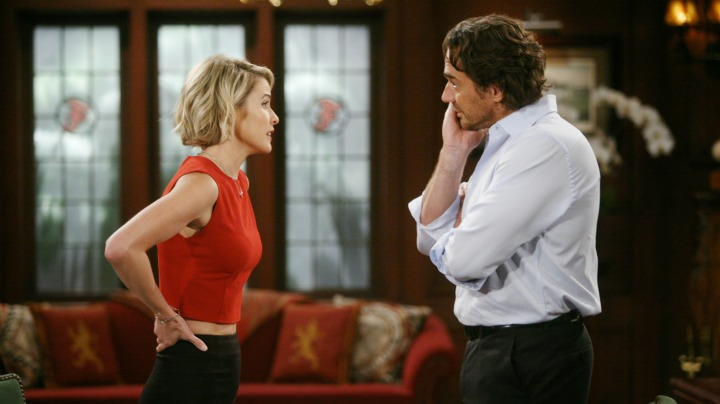 Ridge stands firm in his decision about Thomas despite the shock of friends, family, and co-workers.