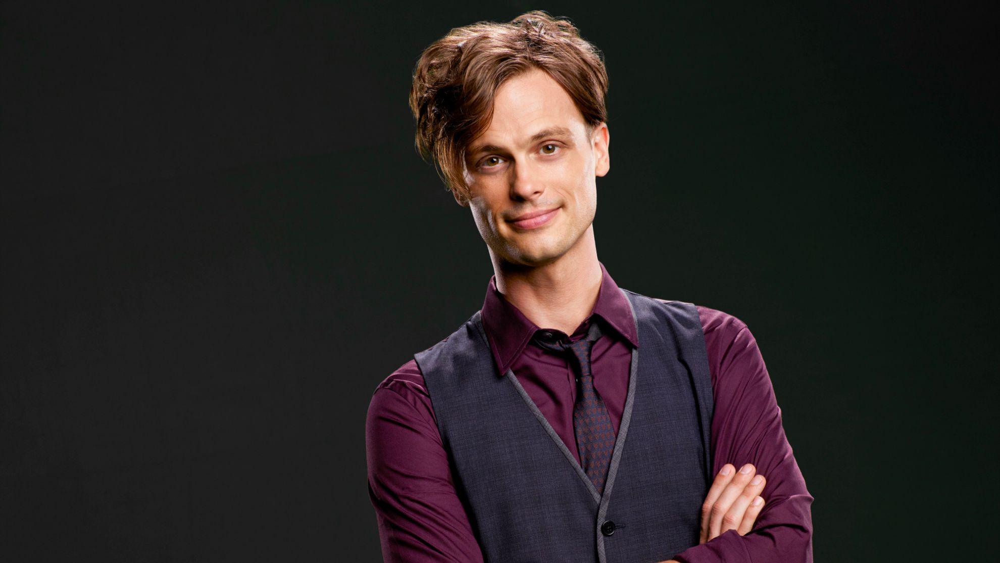Dr. Spencer Reid on Criminal Minds