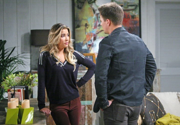 Steffy worries her relationship is truly over.