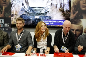 Under The Dome Autograph Signing