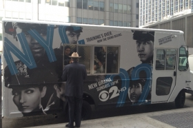NYC 22 Coffee Truck Hits The Streets