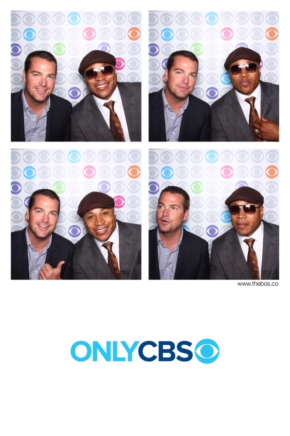 """""""NCIS: LA"""" Takes to the Photo Booth"""