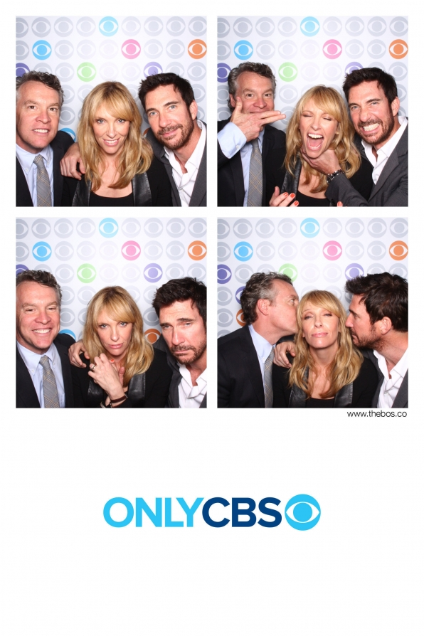 """Hostages"" Takes to the Photo Booth"