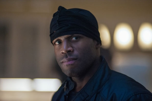 Billy Brown stars as Archer