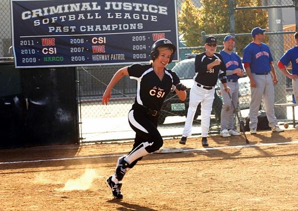 ...or softball