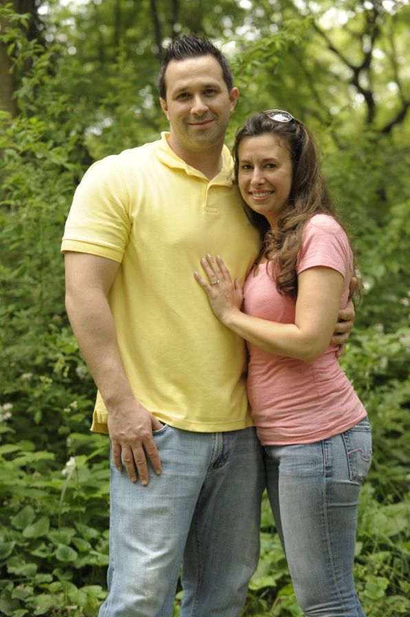 Ray and Jaclyn