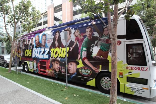 Bus Cover Art