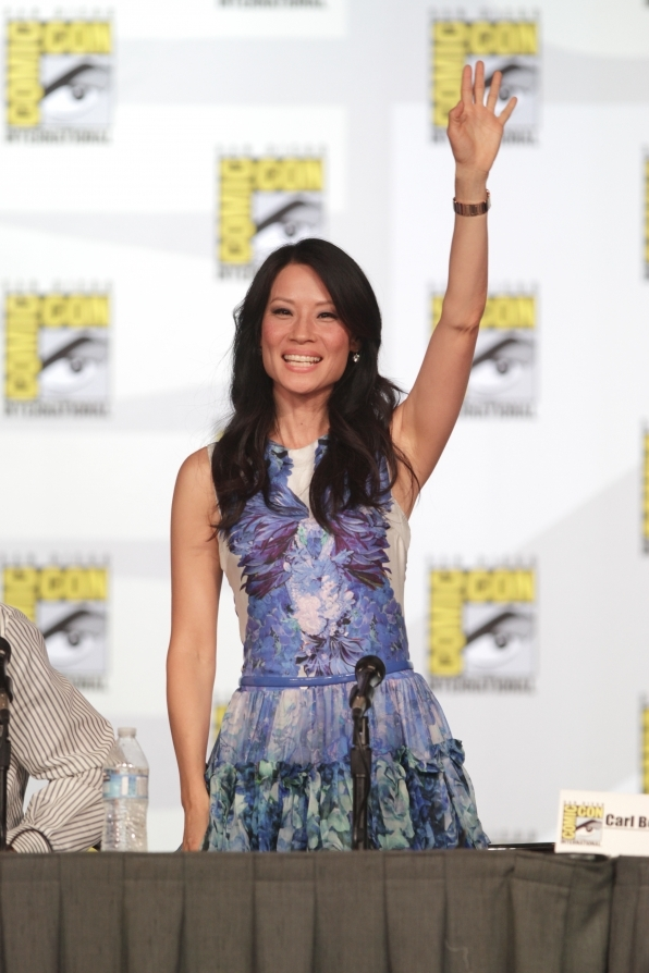 Elementary's Lucy Liu