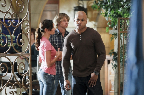 NCIS: Los Angeles - Caption This!