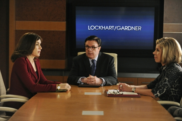 """The Good Wife - """"And The Law Won"""""""