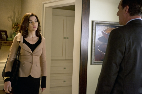 """The Good Wife - """"Two Girls, One Code"""""""
