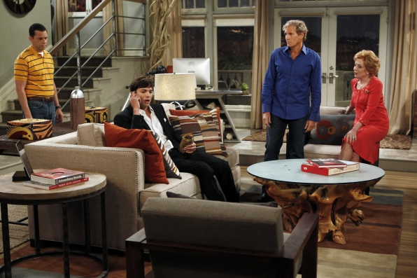 Two and a Half Men - Caption This!