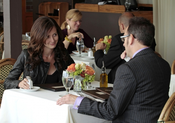 Root and Finch at Lunch