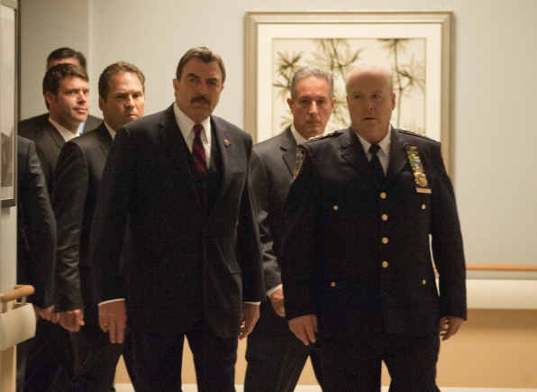 """Blue Bloods - """"Scorched Earth"""""""
