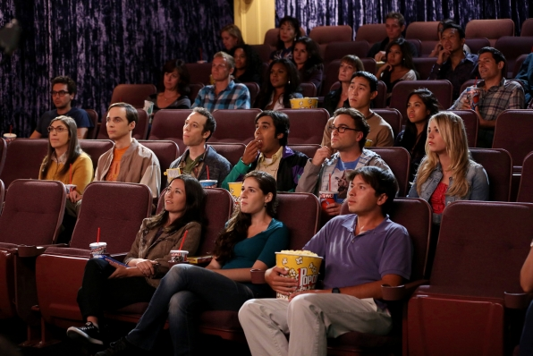 """The Big Bang Theory - """"The Decoupling Fluctuation"""""""
