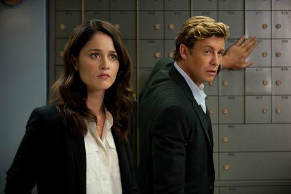 """The Mentalist - """"Not One Red Cent"""""""