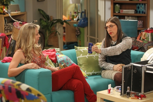 """The Big Bang Theory - """"The Higgs Boson Observation"""""""