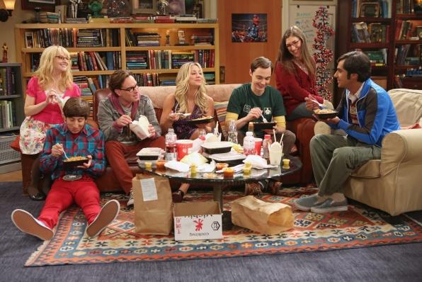 """The Big Bang Theory - """"The Re-Entry Minimization"""""""