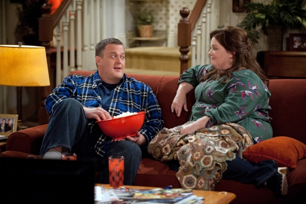 """Mike & Molly - """"Molly in the Middle"""""""