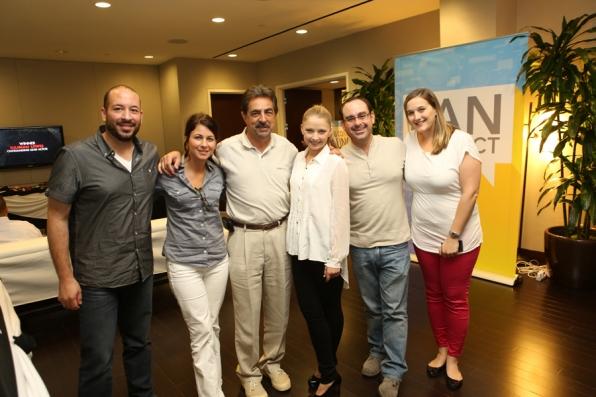 Cast and Crew of Survivor, Criminal Minds and CSI
