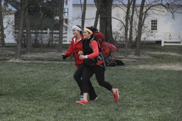 """Running to the finish line in the season finale of The Amazing Race """"Beacon of Hope"""""""